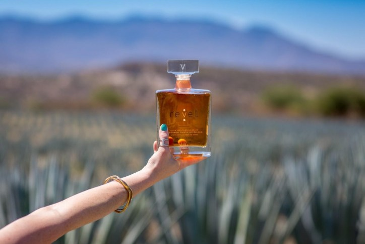Revel's Avila Reposado from Morelos, Mexico is looking to shake things up in the red-hot agave spirits market. Photo courtesy of Revel Spirits