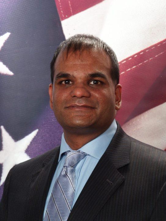Daniel Zubairi, Birthing of Giants Fellowship Candidate (2021)