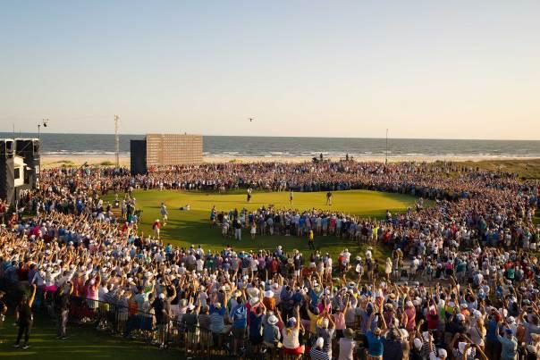 The PGA Championship. Photo courtesy of PGA of America