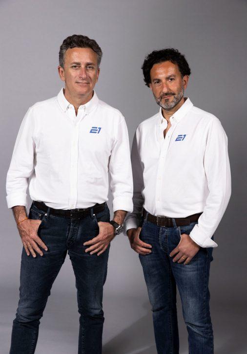 E1 Series founders Alejandro Agag and Rodi Basso
