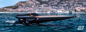 Speedboat Racing Goes Electric