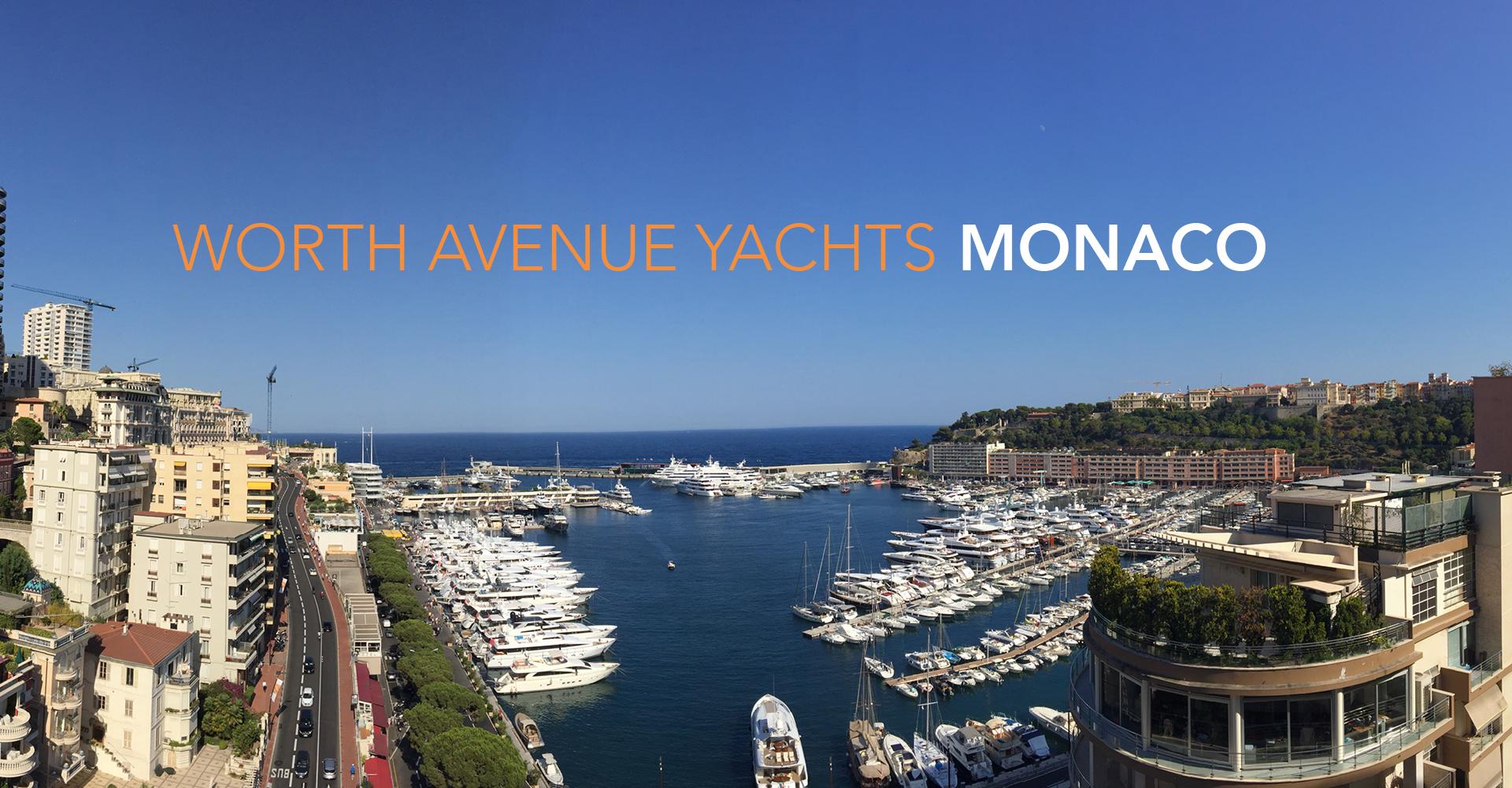 Worth Avenue Yachts Monaco Location Worth Avenue Yachts