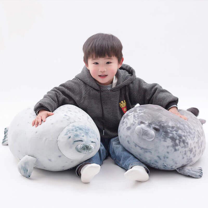 fat seal pillow chubby seal pillow