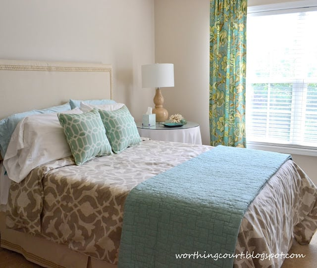 Redecorating My Guest Bedroom  I Need Your Help  Worthing Court