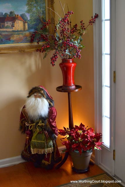 Christmas Vignettes Around the House  Worthing Court
