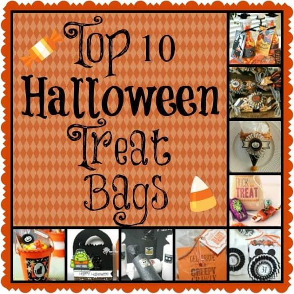 Top Ten Adorable Halloween Treat Bags