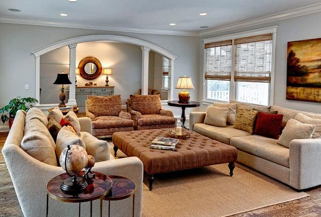 decorate living room with no fireplace how to makeover your 11 steps a cozy needed worthing court 3 jacqueline zinn design