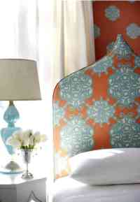 5 On Friday: Coral And Turquoise Decor - Worthing Court