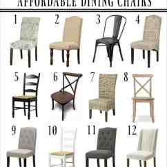 Farmhouse Dining Chairs Plumbing Pedicure Get Ready For Holiday Entertaining 12 Affordable