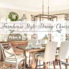 Farmhouse Dining Room Chairs Outdoor Patio Lounge Chair Get Ready For Holiday Entertaining 12 Affordable Twelve Style Under 100 Worthing Court