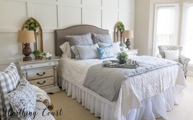 How To Paint Furniture For A Farmhouse French Country Or