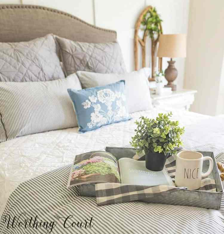 Why You Should Be Decorating With Trays And How To Do It Worthing Court