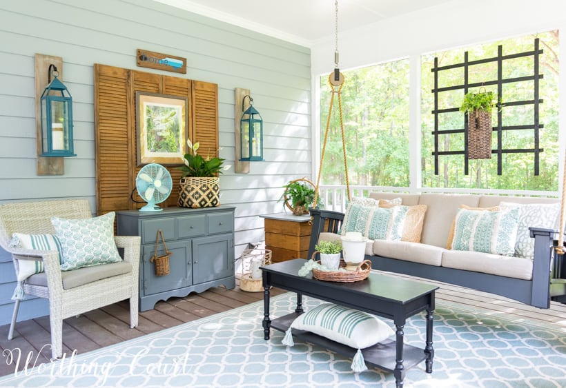 title   Screened In Porch Decorating Ideas