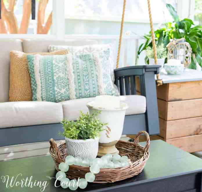 Cozy And Inviting Screened In Porch Decorating Ideas Worthing Court