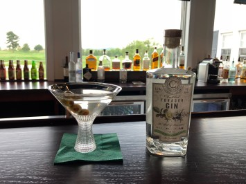 BAR19 Martini - Local Distillery McClintock's Forager Gin