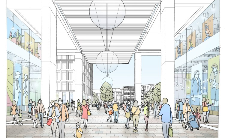 """LIVERPOOL CITY COUNCIL APPOINTS DEVELOPERS FOR """"GAME CHANGING"""" CITY CENTRE SCHEME"""