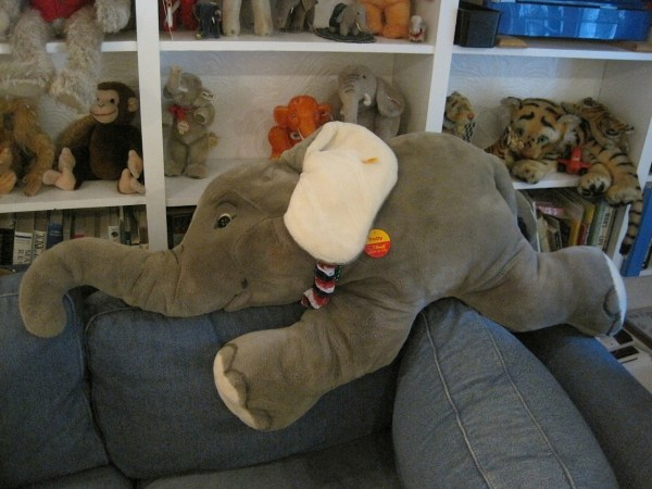 Steiff Stuffed-animal Politics Democratic And