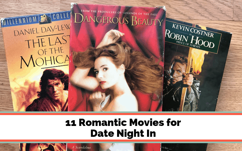 romantic movies for date night in