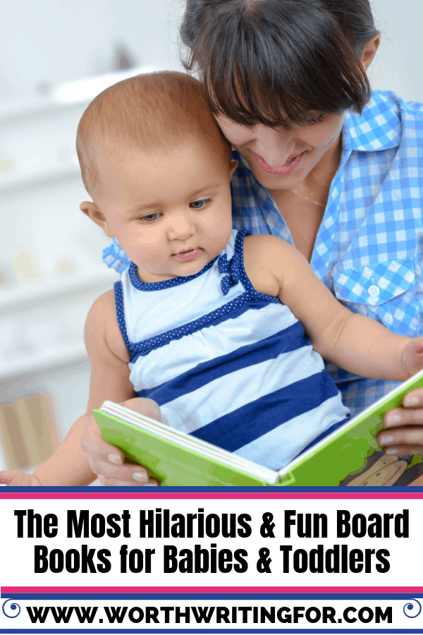 The Best Board Books for Babies & Toddlers by Sandra Boynton. Great gift for a toddler or baby to start learning to love books!