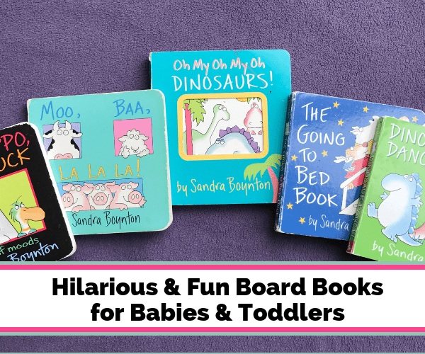 Must Have Sandra Boynton Board Books