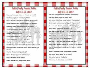 printable family reunion game