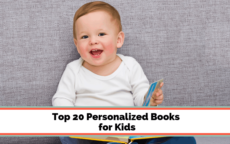 Top 20 Personalized Books for Kids