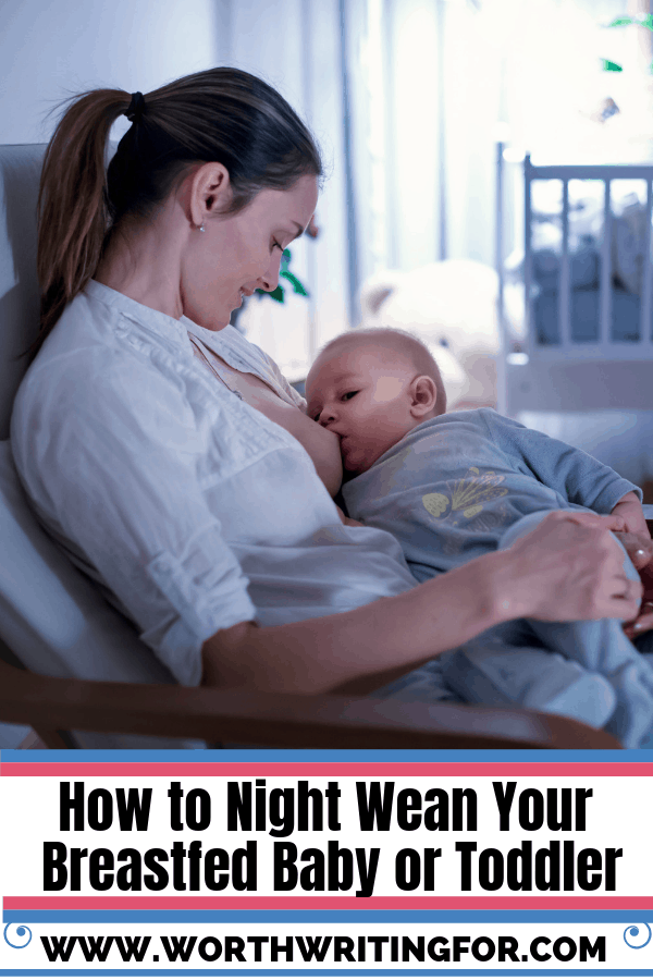 Night weaning tips for breastfed babies and toddlers. Ready to night wean your baby? These tips can help you night wean step by step.