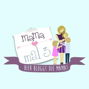 Mama mal 3 Blog Logo