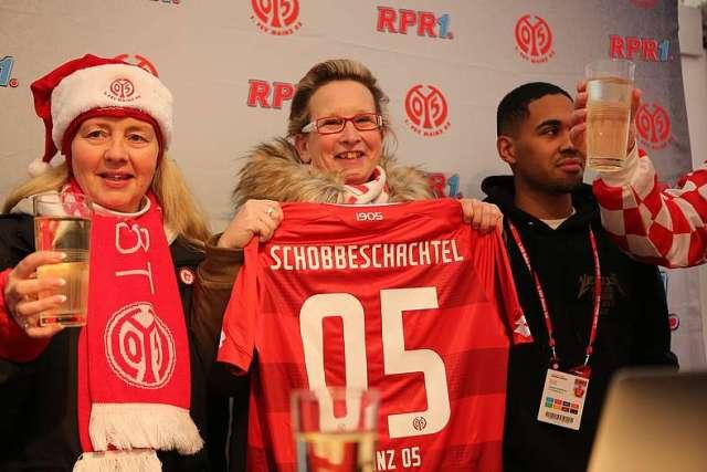 """Kerstin Weber hat den Namen """"Schobbeschachtel"""" vorgeschlagen. (Foto: Mainz 05)"""