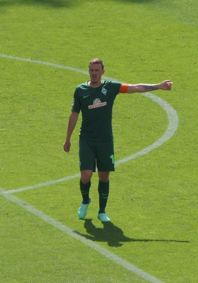 Max Kruse ist auch der aktuelle Kapitän bei Werder. (Foto: Silesia711 | CC BY-SA 4.0)