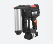"""What's In Store"" Woodworker's Journal Features Worx Brad Nailer/Crown Stapler"