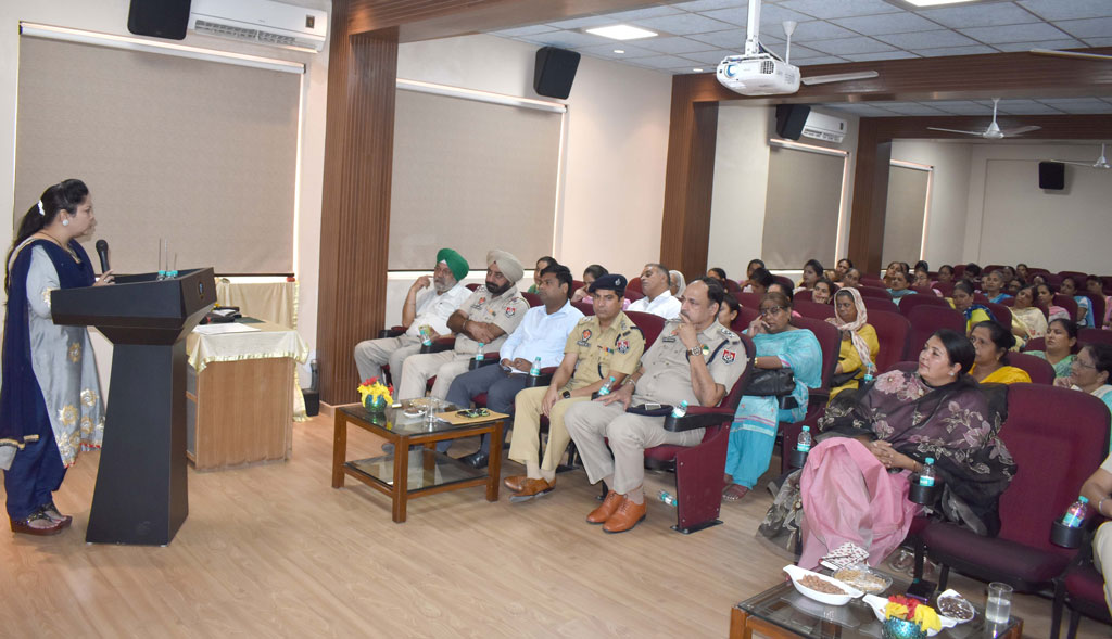 TWO DAY LEGAL AWARENESS PROGRAMME AT WOS