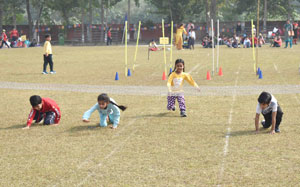 GREEN OLYMPICS OF K-1 TO G-5