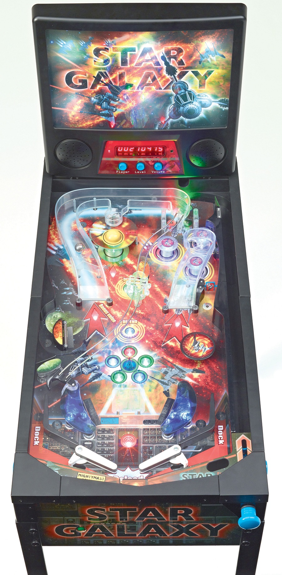 50's kitchen table and chairs lowes appliances star galaxy pinball machine | machines arcade ...