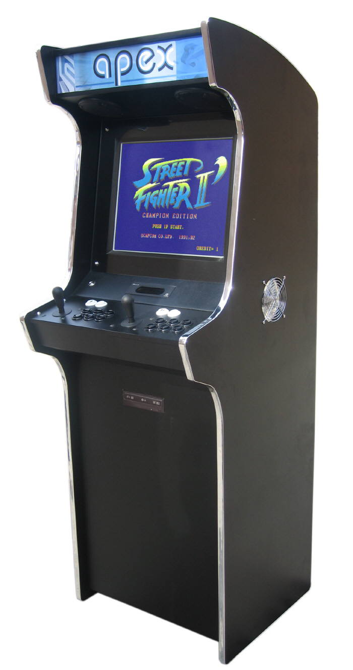 Apex Arcade Machines  Video Arcade Machines  Wotever