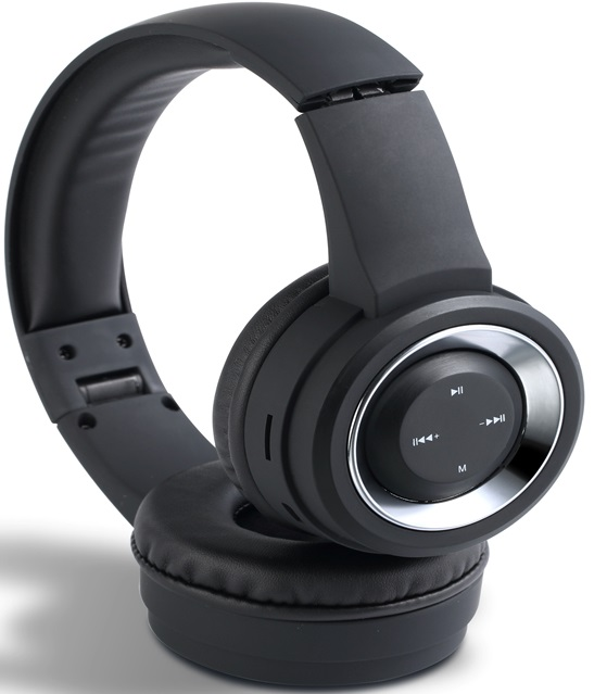 Steepletone Duo Headphones Set Of Two Bluetooth Wireless Pairing Headphones Wotever