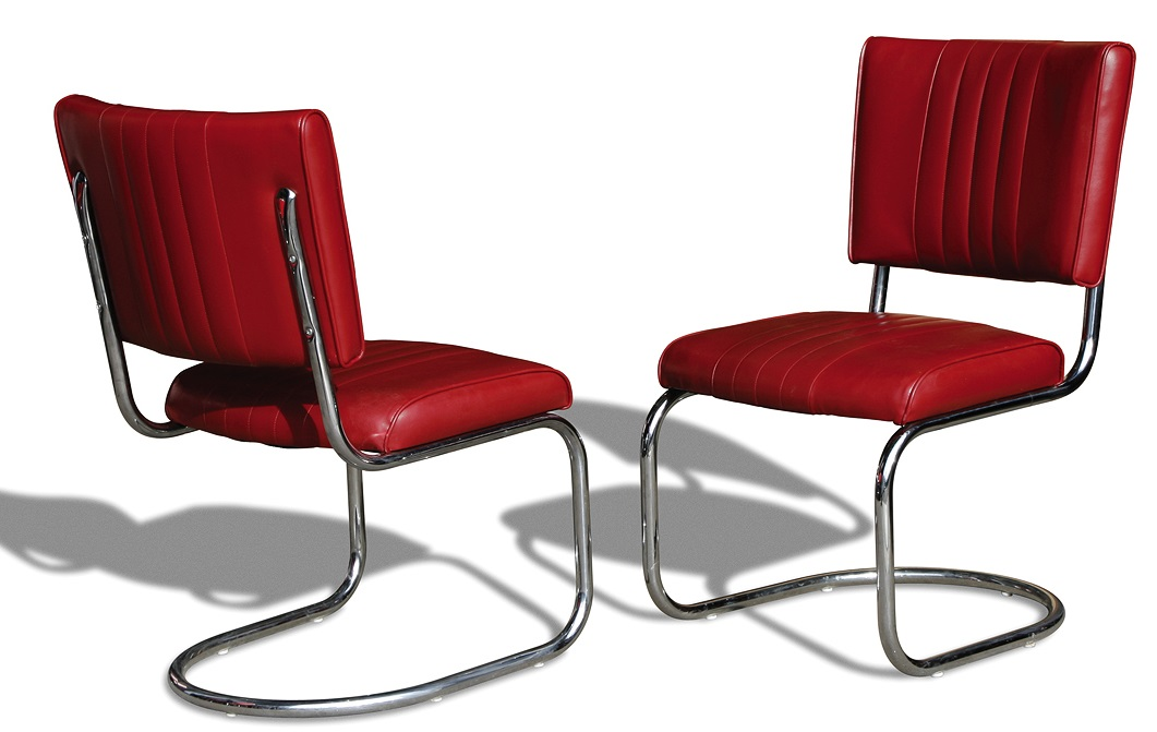 American 50s Style Diner Chairs  Retro Chairs  CO28
