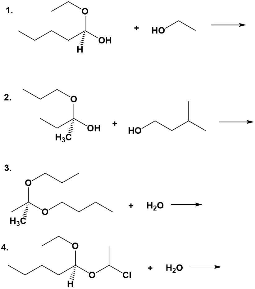 CH105: Chapter 9 – Organic Compounds of Oxygen