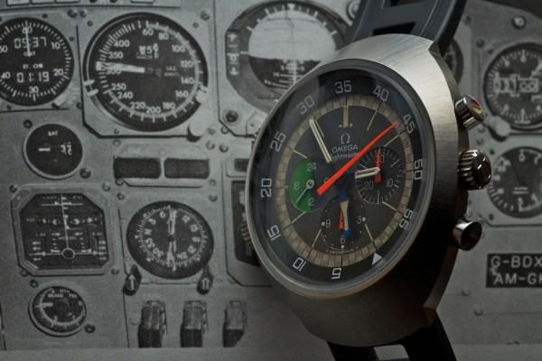 Omega Flightmaster c.910 (Monochrome-Watches)