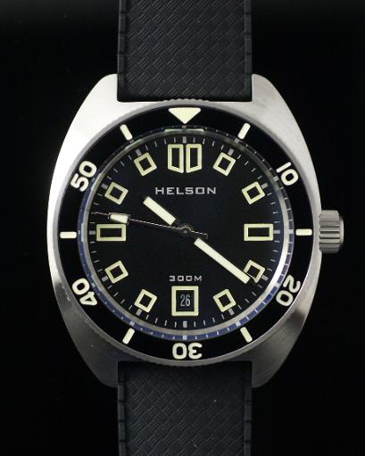 Helson Spear Diver