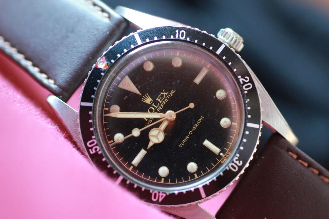 Rolex Turn-O-Graph ref 6202