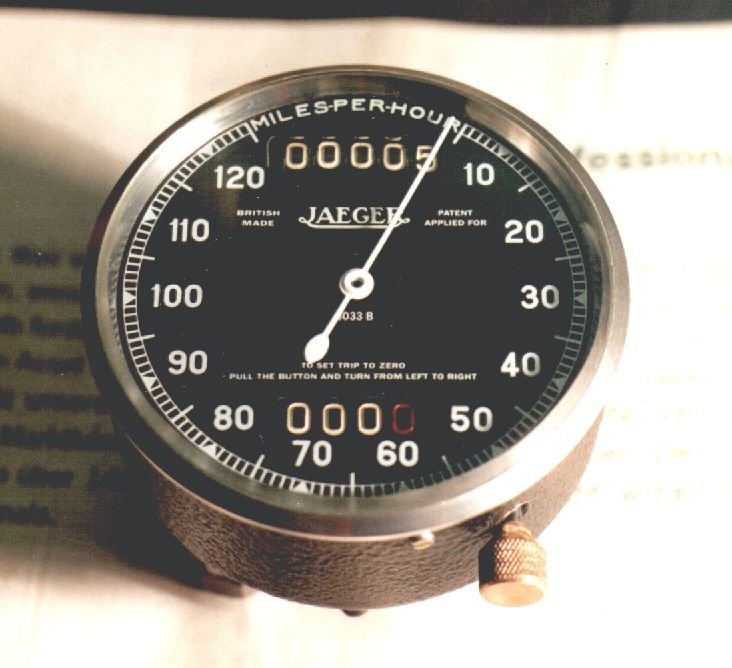 Lessons In Wristory: Jaeger Automotive Instruments - Wound