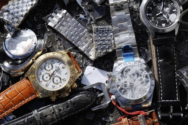 counterfeit watches