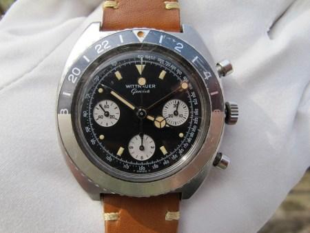 Wittnauer GMT Chronograph