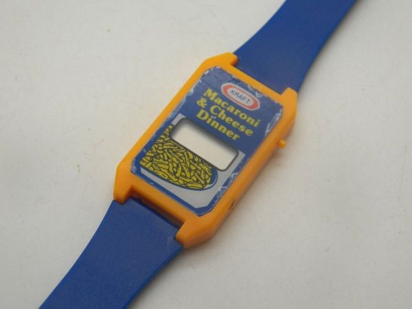 kraft dinner watch