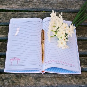 journal-flowers for course
