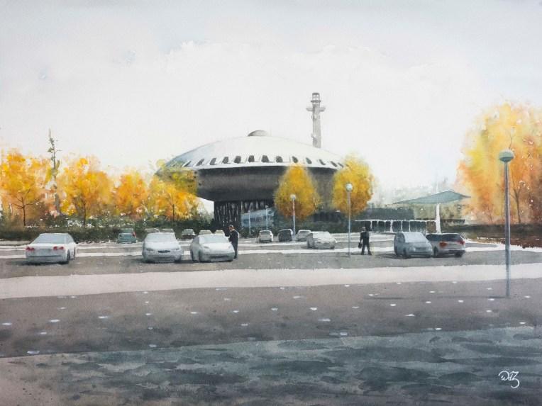 Evoluon Eindhoven