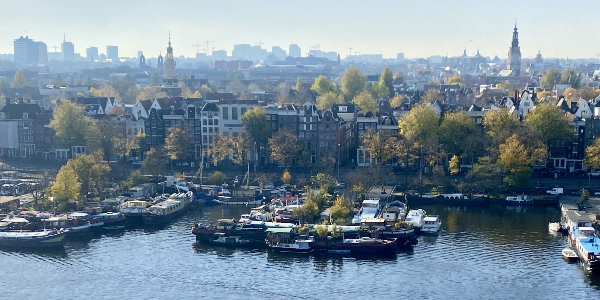 Over-tourism in Amsterdam