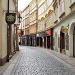 Prague during COVID-19