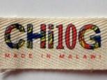 Printed Cotton Herringbone Tape